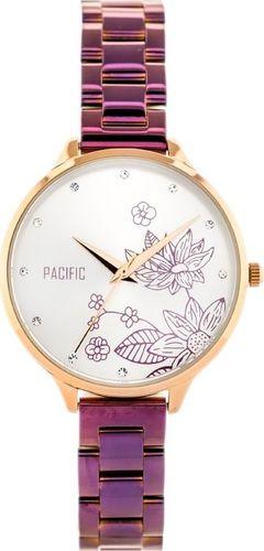 Zegarek Pacific PACIFIC X6101 - purple (zy618e) uniwersalny