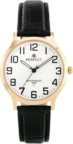 Zegarek Perfect PERFECT KLASYKA A4022-G (zp256b) uniwersalny