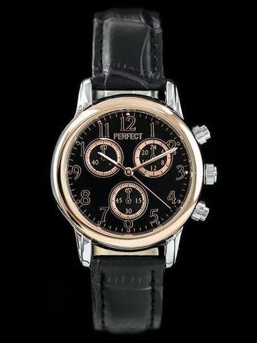 Zegarek Perfect PERFECT A313 - black (zp742b) uniwersalny