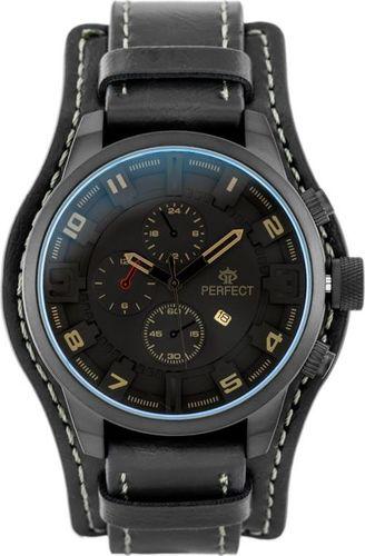 Zegarek Perfect PERFECT A177T - grafitowy podkładka (zp251b) uniwersalny