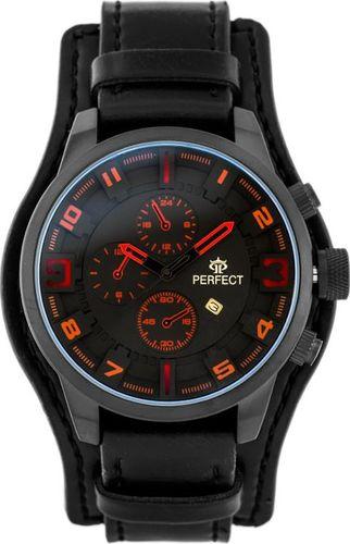 Zegarek Perfect PERFECT A177T - czarny podkładka (zp251a) uniwersalny