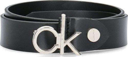 Calvin Klein Calvin Klein 3cm Low Adj. Buckle Belt - Pasek Damski - K60K605712 0JG 90