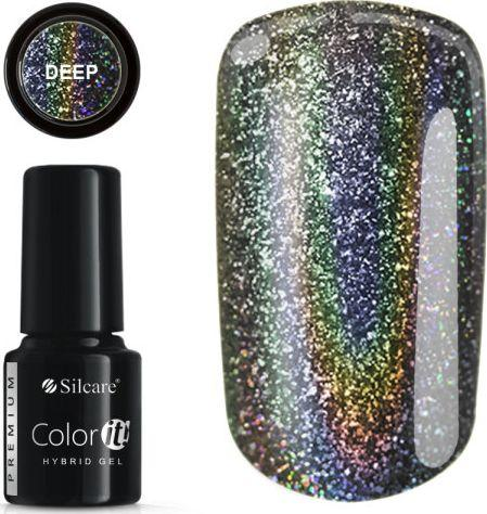 Silcare Lakier hybrydowy Color It Premium Deep Holo 6g