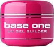 Silcare SILCARE_Gel Base bezbarwny żel do budowania paznokci One Clear 5g