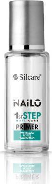 Silcare Płyn wytrawiający naturalną płytkę paznokcia Nailo 9ml