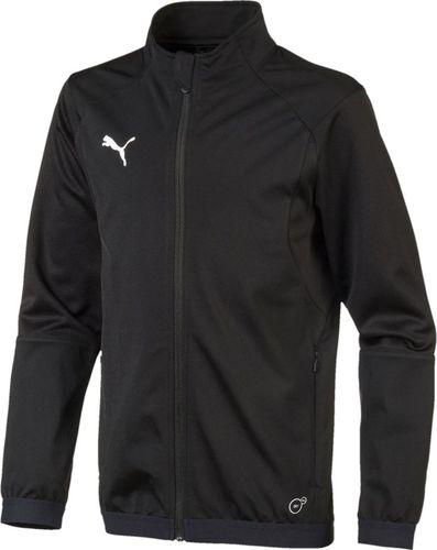 Puma Bluza dla chłopca Puma Liga Training Jacket czarna 655688 03 140cm
