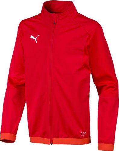 Puma Bluza dla chłopca Puma Liga Training Jacket czerwona 655688 01 128cm