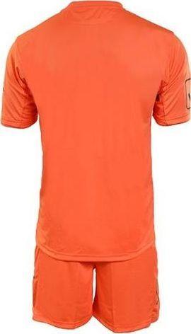 Givova Givova Komplet Piłkarski Kit Mc Pomarańczowy XL