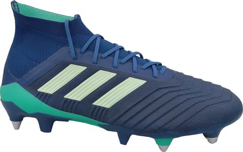Adidas Buty piłkarskie Predator 18.1 SG granatowe r. 40 2/3 (CP9262)