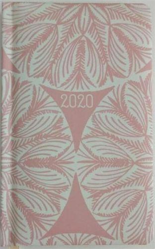 Albi Kalendarz tygodniowy 2020 Rozeta tapety ALBI
