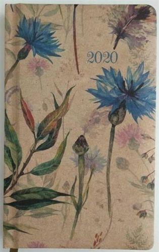 Albi Kalendarz tygodniowy 2020 Kwiaty ALBI