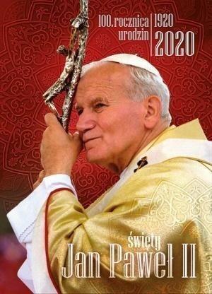 Wydawnictwo Duszpasterstwa Rolników Kalendarz 2020 św. Jan Paweł II