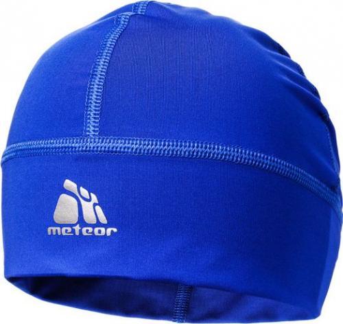 Meteor Czapka treningowa do biegania Shadow niebieska r. uniwersalny