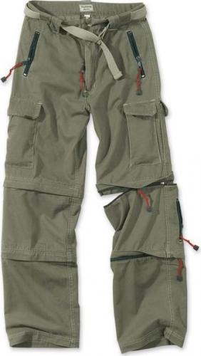 Surplus Spodnie męskie 3w1 Olive r. M