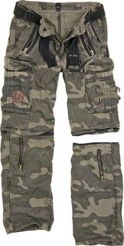Surplus Spodnie męskie Royal Outback 2w1 Camo r. 7XL