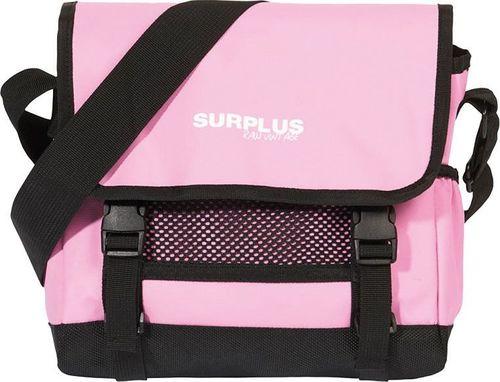 Surplus Surplus Torba na Ramię Messenger Bag Różowa uniwersalny