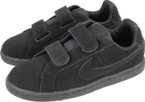 Nike Buty dziecięce Court Royale czarne r. 32 (833536-001)