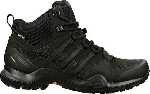 Adidas Buty męskie Terrex Swift R2 Mid Gtx czarne r. 46 2/3 (CM7500)