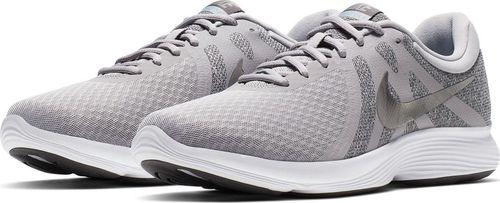 Nike Buty męskie Revolution 4 szare r. 44.5 (AJ3490 020)