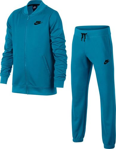 Nike Dres dla dziewczynki Nike G Track Suit Tricot  868572 437 L