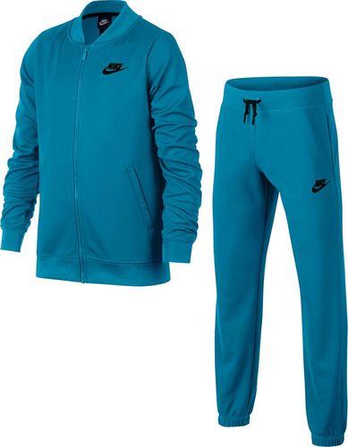 Nike Dres dla dziewczynki Nike G Track Suit Tricot  868572 437 M