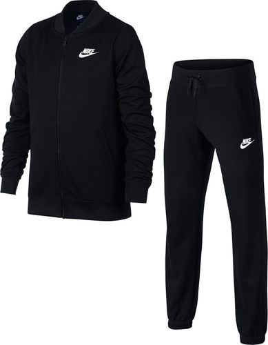 Nike Dres Nike G Track Suit Tricot Junior czarny  868572 010 M