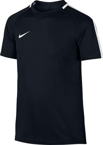 Nike Koszulka chłopięca Nk Dry Top Ss Academy Junior czarna r. S (832969 010)