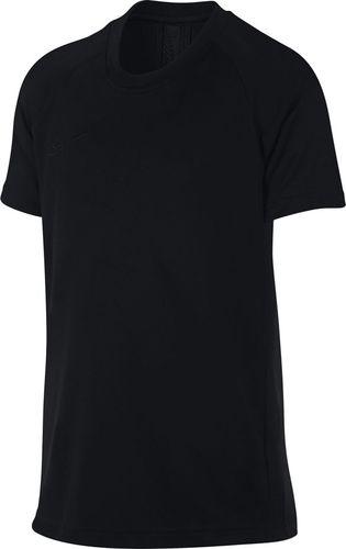 Nike Koszulka chłopięca B Dry Academy Ss czarna r. S (AO0739 011)