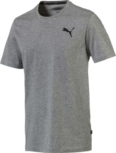 Puma Koszulka męska ESS Small Logo Tee szara r. L (851741 23)