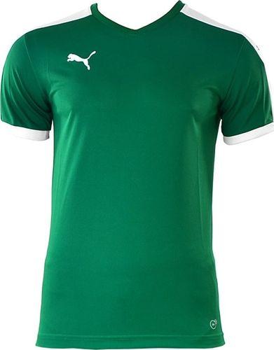 Puma Koszulka męska Smu Playing zielona r. 2XL (702557 05)