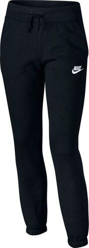 Nike Spodnie dla dziewczynki Nike G FLC REG 806326 010 XS