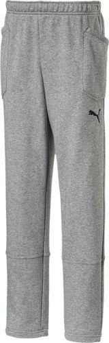 Puma Spodnie dla chłopca Puma Liga Casuals Pants szare 655635 33 164cm