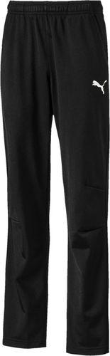 Puma Spodnie dla chłopca Puma Liga Training Pant Core czarne 655774 03 128cm