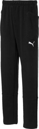 Puma Spodnie dla chłopca Puma Liga Casuals Pants czarne 655635 03 152cm