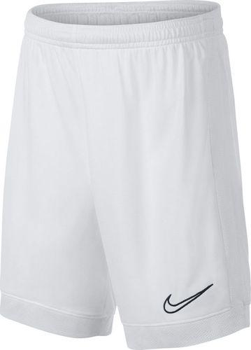 Nike Spodenki dla dzieci Nike B Dry Academy białe AO0771 101 XS