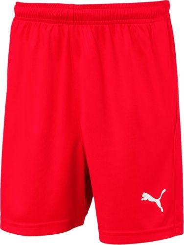 Puma Spodenki dla chłopca Puma Liga Shorts Core czerwone 703437 01 140cm