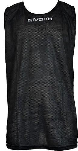 Givova Komplet Koszykarski Givova Double Czarno-Biały XS