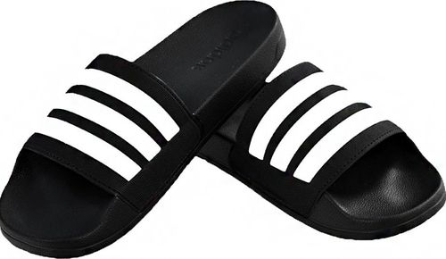 Adidas Klapki adidas Adilette Cloudfoam Plus Stripes czarne AP9971 47