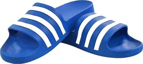 Adidas Klapki adidas Adilette Aqua niebieskie F35541 37
