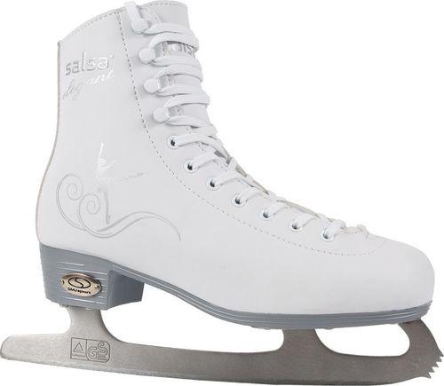 SMJ sport Łyżwy figurowe Salsa Elegant białe r. 36 (6682)