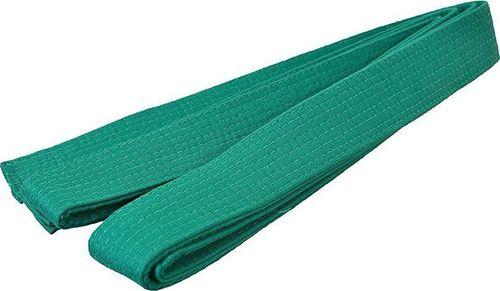 SMJ sport Pas do karate zielony SMJ SPORT uniwersalny