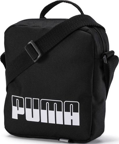 Puma Torebka Puma Plus II czarna 076061 01 uniwersalny