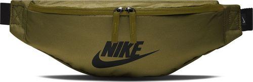 Nike Saszetka Nike Heritage Hip zielona BA5750 368 uniwersalny