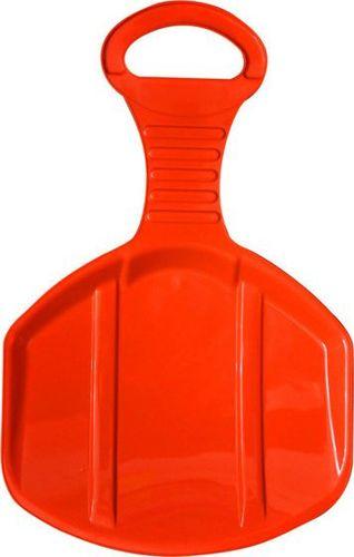 Ślizg dla dzieci duży A0953 33,5 x 52 cm pomarańczowy  uniwersalny