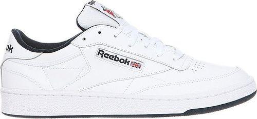 Reebok Buty męskie Club C 85 białe r. 42 (AR0457)