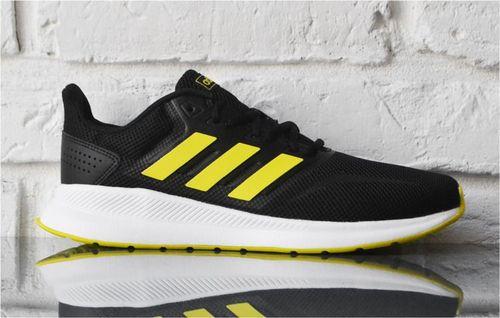 Adidas Buty męskie Runfalcon czarne r. 44 (F36206)