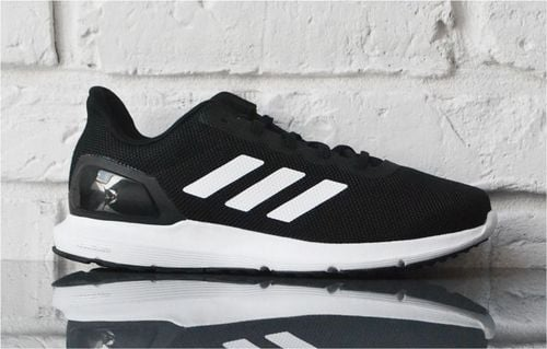 Adidas Buty męskie Cosmic 2 czarne r. 41 1/3 (F34877)