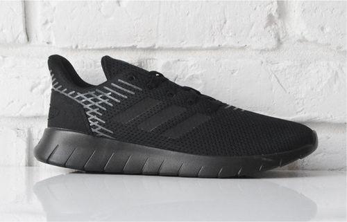 Adidas Buty męskie Asweerun czarne r. 44 2/3 (F36333)