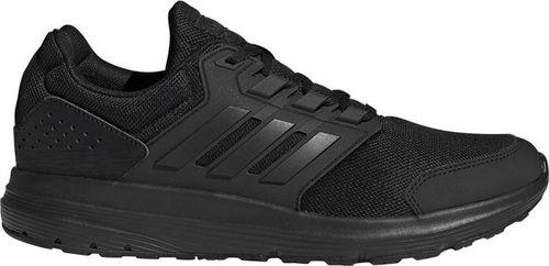 Adidas Buty męskie Galaxy 4 czarne r. 44 (EE7917)