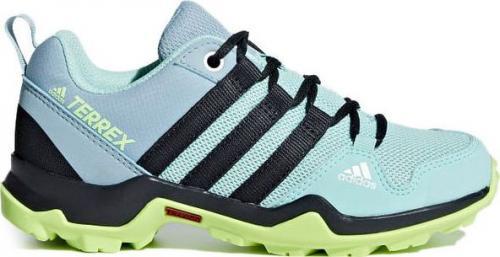 Adidas Buty dziecięce Terrex Ax2r Clear Mint/Carbon/Hi-Res Yellow r. 39 1/3 (BC0693)